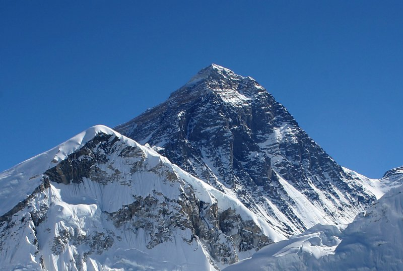 Mount Everest (Csomolungma)