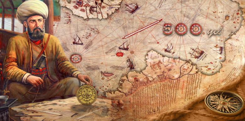 Piri Reis titokzatos térképe Délnyugat Krónika