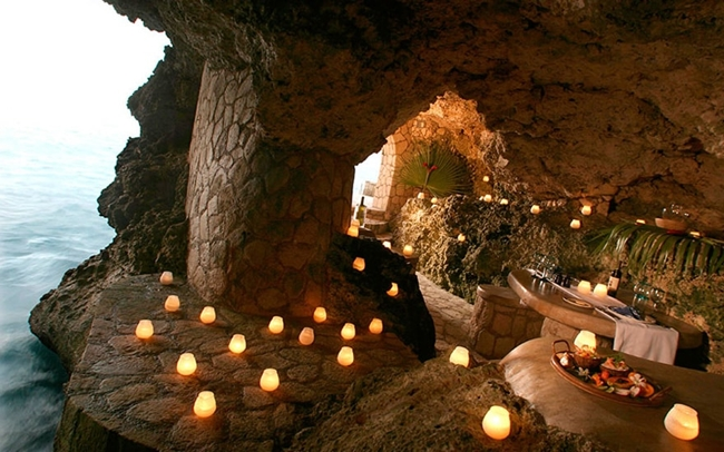 The Caves - Negril, Jamaica